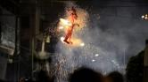 Égjenek a júdások – így ünneplik a húsvétot Mexikóban