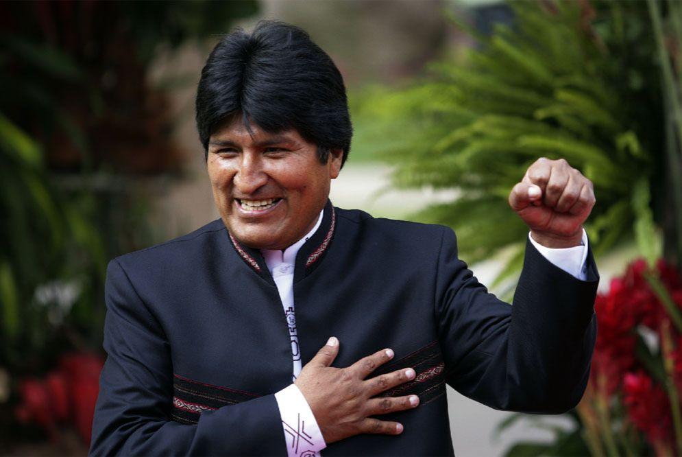 Megvonta gazdasági segítségét Bolíviától az USA