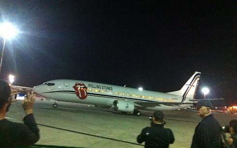 Izraelben a Rolling Stones. Először