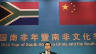 """Dél-Afrika nem rajong a kínai """"kulturális imperializmusért"""""""