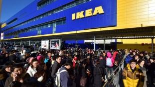 Megnyílt az első IKEA Dél-Koreában
