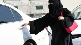 Előzetesben az autót vezető szaúdi nők