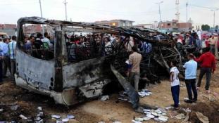 Rekordon a halálos balesetek száma Egyiptomban