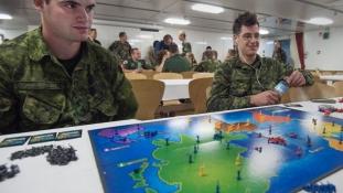 A kanadai katonák még mindig a marihuánát szeretik a legjobban