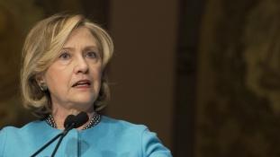 Csökken Hillary Clinton 2016-os támogatottsága
