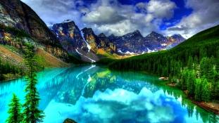 Egy kis Svájc Kanadában – Banff Nemzeti Park