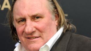 Gérard Depardieu megette az oroszlánt