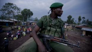 Több mint száz Hutu lázadó adta fel magát a Kongói DK-ban