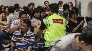 Aggodalmak, félelmek az Air Asia gépének eltűnése miatt