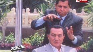 Mubarak sminkese mesél