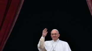 Ferenc pápa a közel-keleti keresztények brutális üldözéséről