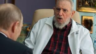 Fidel kapta az idei Konfuciusz díjat