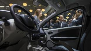 A Nissan-Renault oroszországi bajai