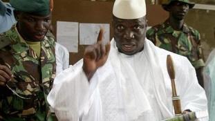 Nagy a titkolózás Gambiában-puccskísérlet vagy valami más?