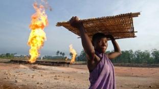Újabb gázvezetéket épít Dél-Afrika Mozambikban