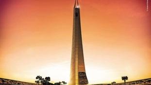 Bin Ladenék építik Afrika legmagasabb felhőkarcolóját