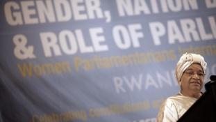 IMF-bizonyítvány és női egyenjogúság Ruandában