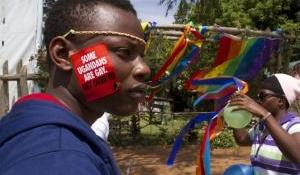 Kampala – melegellenes törvényjavaslat elfogadása karácsonyra