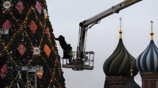 Oroszország fenyőfája: az erdőtől a Kremlig
