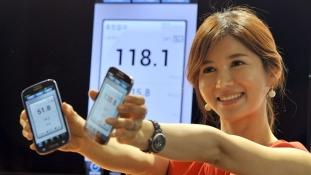 Dél-koreaiak az okostelefonok rabságában