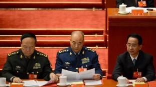 Újabb nagyhatalmú mandarin bukhat el Kínában