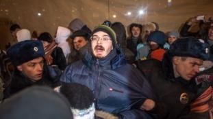 Tüntetéssel zárja az óévet Moszkva
