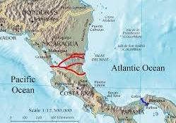 Tömegek tiltakoztak a Nicaragua-csatorna építése ellen