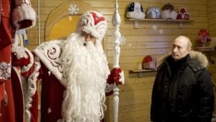 Páncélt kap Karácsonyra Putyin