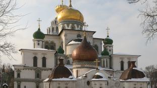 Újranyílik az orosz Szentföld