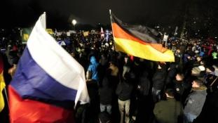 Oroszország és Németország más-más világban él