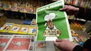 Csecsenföldön tüntetnek a Mohamed-karikatúrák ellen
