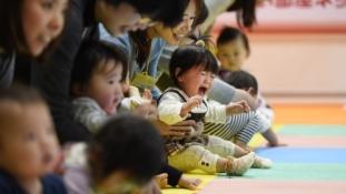 Soha ilyen kevés gyerek nem született Japánban