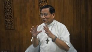 A vallások közötti toleranciát sürgette Mianmar első bíborosa