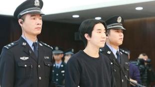Féléves börtön Jackie Chan fiának kábítószerért Kínában