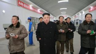 Kim Dzsongun első hivatalos útja Moszkvába vezet