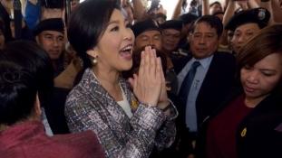 Börtönbe megy Thaiföld ex-kormányfője, Shinawatra asszony?