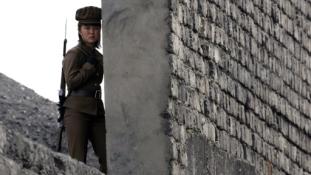 Határőrök vagy gengszterek az észak-koreai határon?