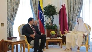 Katar még csak gondolkodik Venezuela megsegítésén
