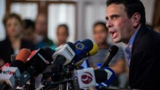 Capriles ismét összekürtöli a venezuelai ellenzéket