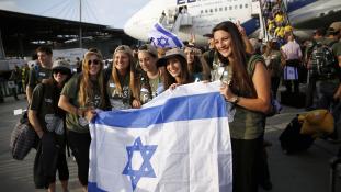 Rekordot döntött Izraelben az alijázók száma