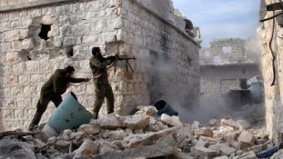 Szíriai béketárgyalások Moszkvában? Tanácskozik az ellenzék Isztambulban