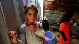 Több, mint fél millió gyerek nem jár iskolába a Kalifátusban