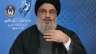A Hezbollah vezére szerint a terroristák veszélyesebbek az iszlámra a karikaturistáknál