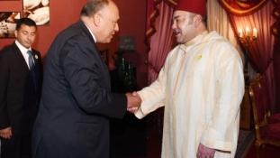 Csökken a feszültség Egyiptom és Marokkó között
