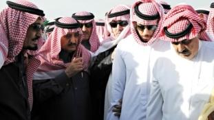 A szaúdi palotában zajló hatalmi harcok Abdullah halála után