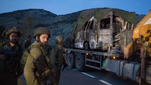 Spanyol békefenntartó halála, a Hezbollah üzent Izraelnek