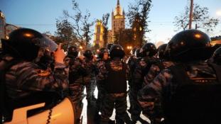 Az átlag orosz nem szívesen tüntetne