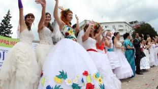 Ukrán menyasszonyok mentik meg Kínát