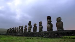 Obszidián szerszámok segíthetnek a Rapa Nui kultúra rejtélyének megfejtésében