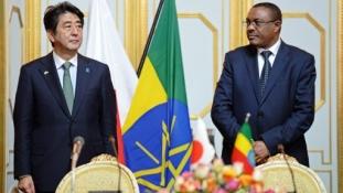 Japán segítség Etiópiának